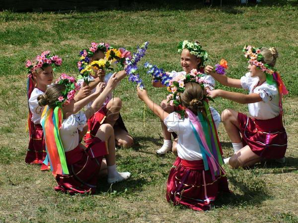 7 июля - Иван Купала Праздник Иван Купалы был для наших предков